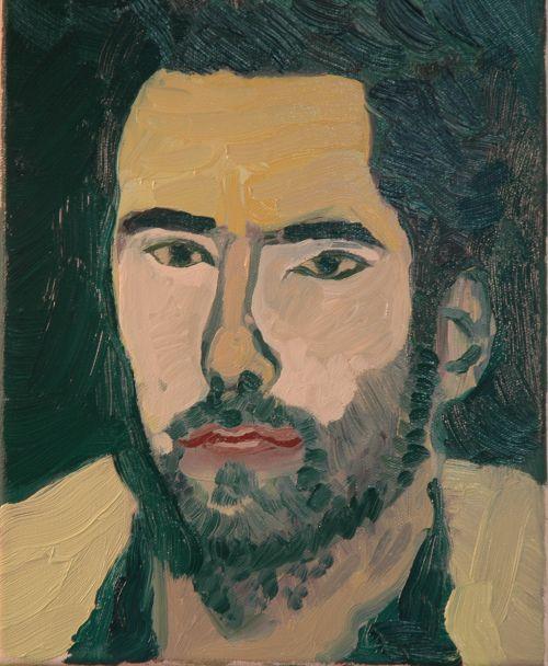 Self-portrait, 2006, 24 x 30 cm 3