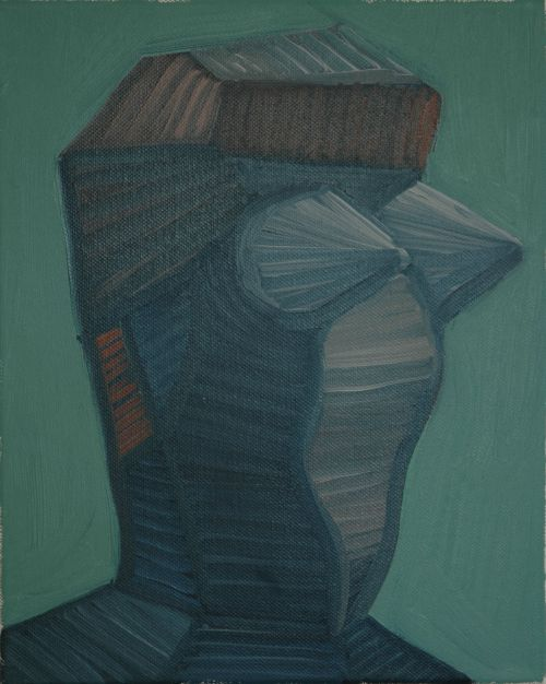 Tower, 2008, 24 x 30 cm