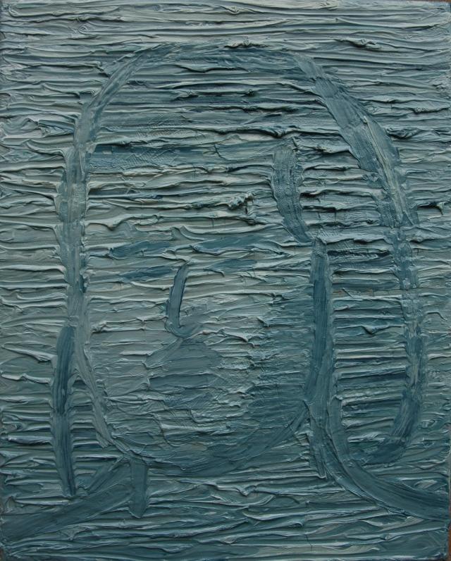 DeSchilder2012#2, 24x30 cm